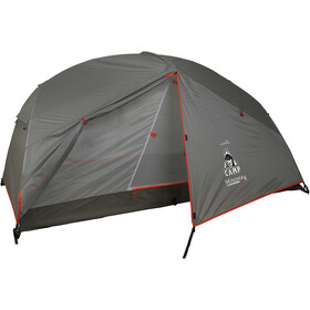 Camp Minima 2 Pro Tente, grey/orange
